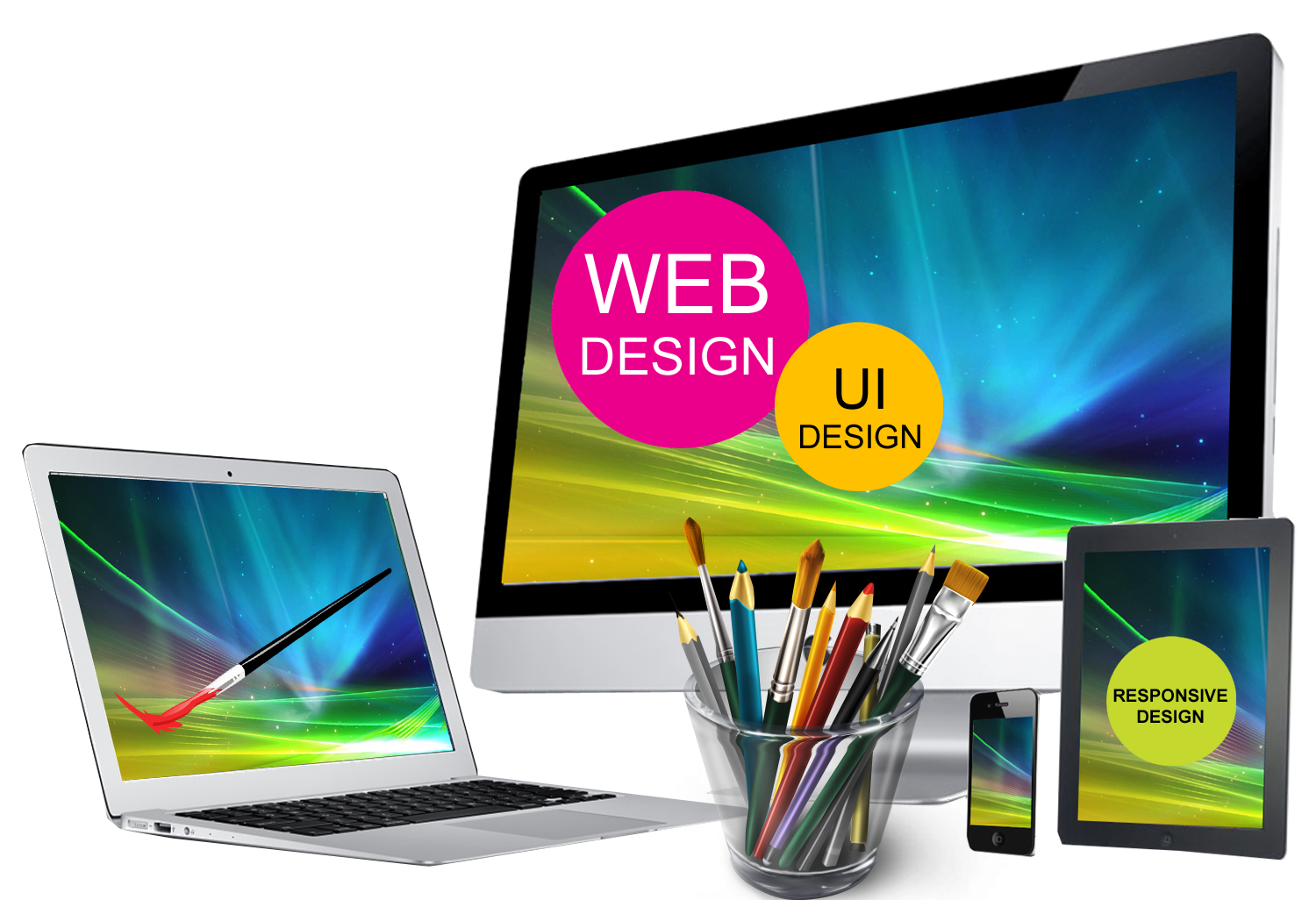 web resdesigning services